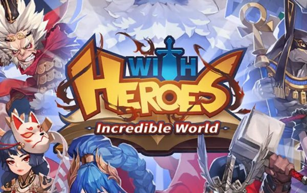 WITH HEROES(ウィズヒーローズ)リセマラ方法とガチャ・序盤攻略のコツ!
